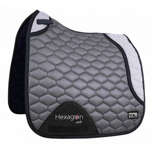 FairPlay Sattelunterlage Hexagon Air 3D Mesh