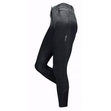 FairPlay Jeansreithose Sarah schwarz 34 Ausstellungsstück