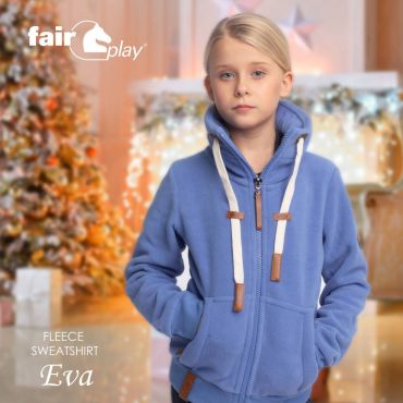 Fleece Sweatshirt Eva