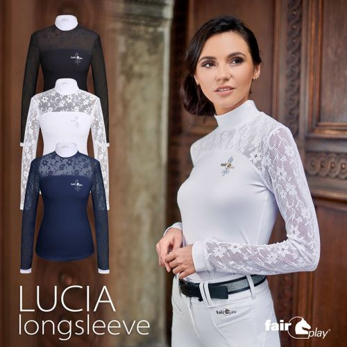 FairPlay langarm Turniershirt Lucia