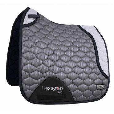 FairPlay Sattelunterlage Hexagon Air 3D Mesh