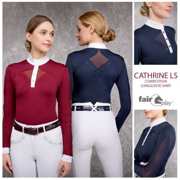 FairPlay langarm Turniershirt Cathrine