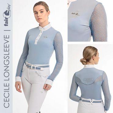 FairPlay langarm Turniershirt Cecile