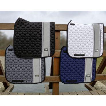 FairPlay Sattelunterlage Hexagon Stripes
